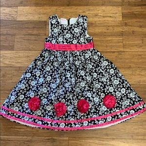 Nannette Girls Dress